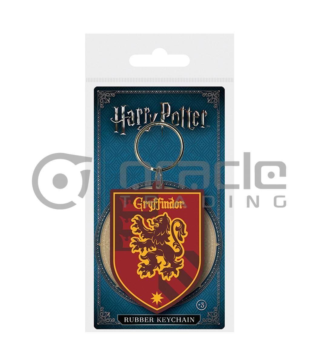 Harry Potter Gryffindor Keychain