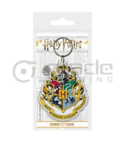 Harry Potter Hogwarts Keychain