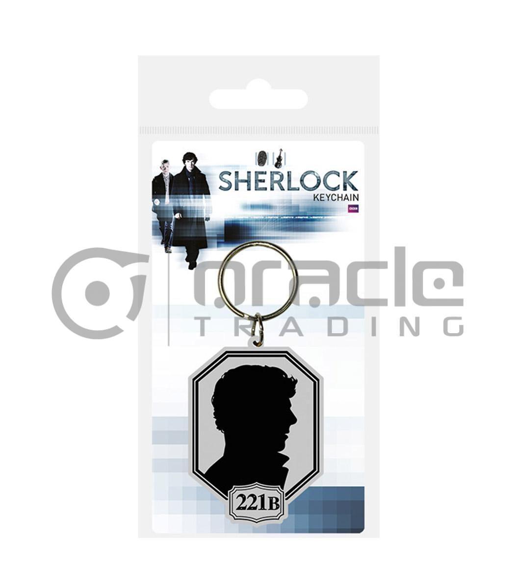 Sherlock Keychain