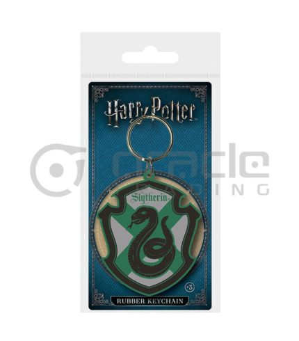 Harry Potter Slytherin Keychain