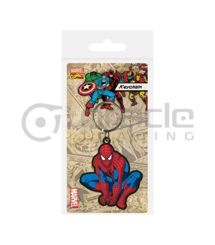 Spiderman Keychain - Crouch