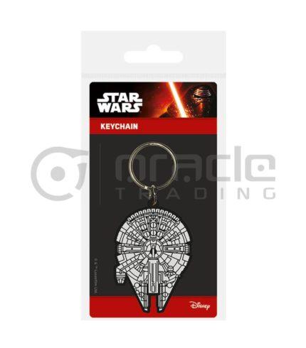 Star Wars Keychain (Millennium Falcon)