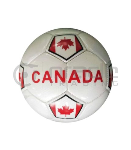 Canada Large Soccer Ball