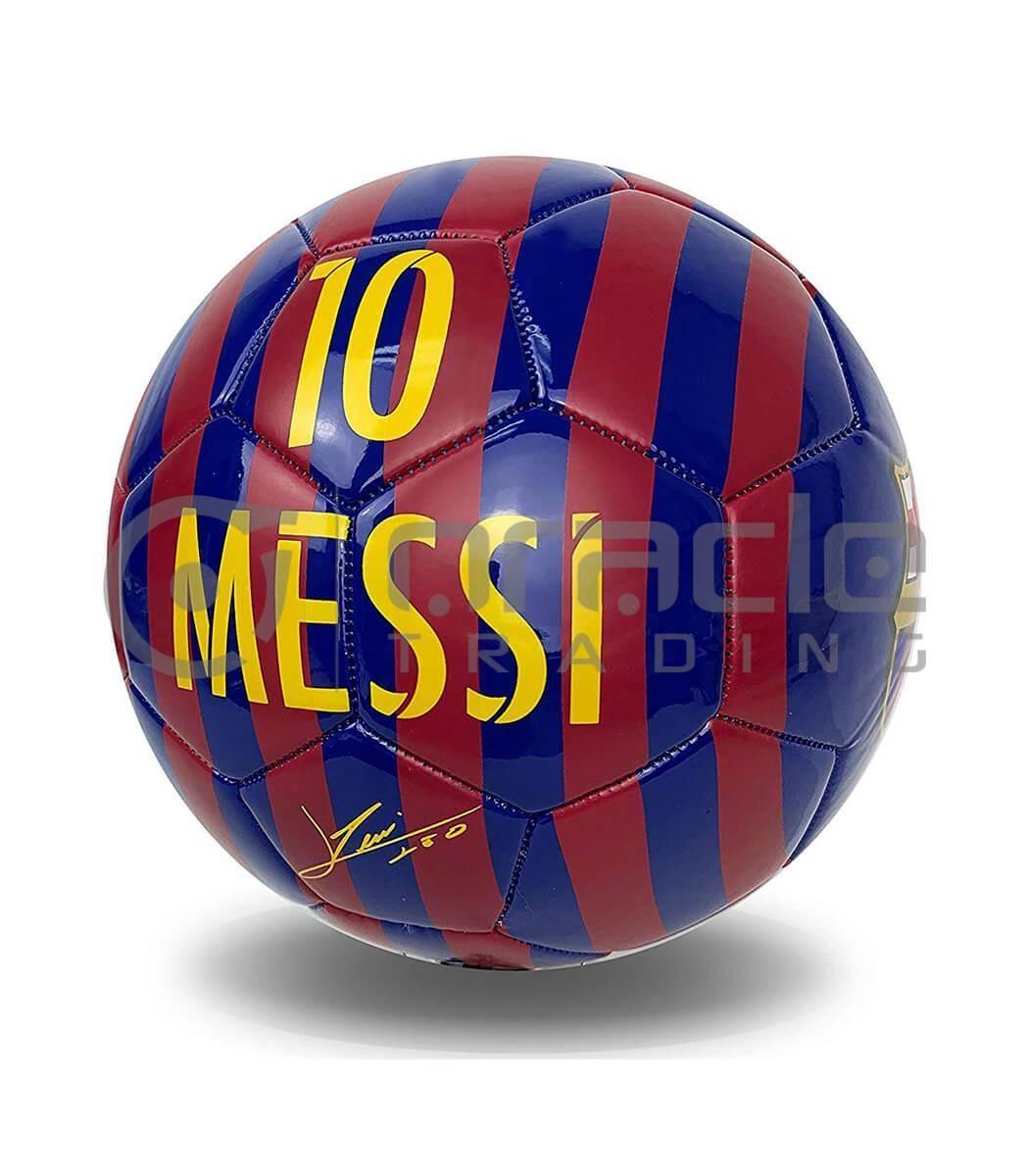 Messi - Barcelona Large Soccer Ball