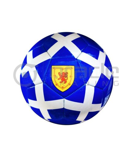 Scotland Large Soccer Ball