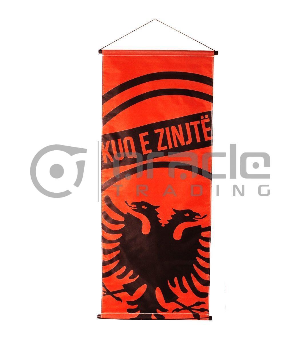 Albania Large Banner