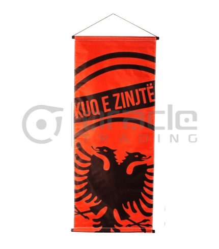 Albania Large Banner