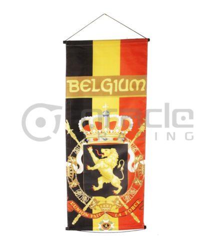Belgium Large Banner