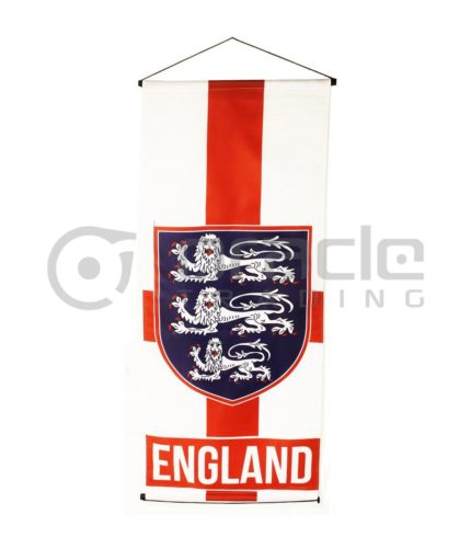 England Large Banner