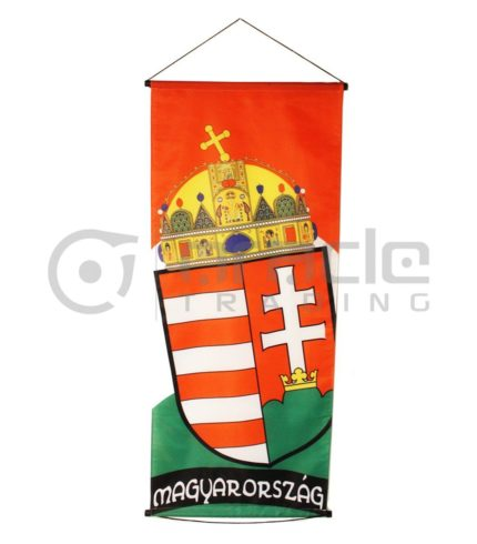 Hungary Large Banner