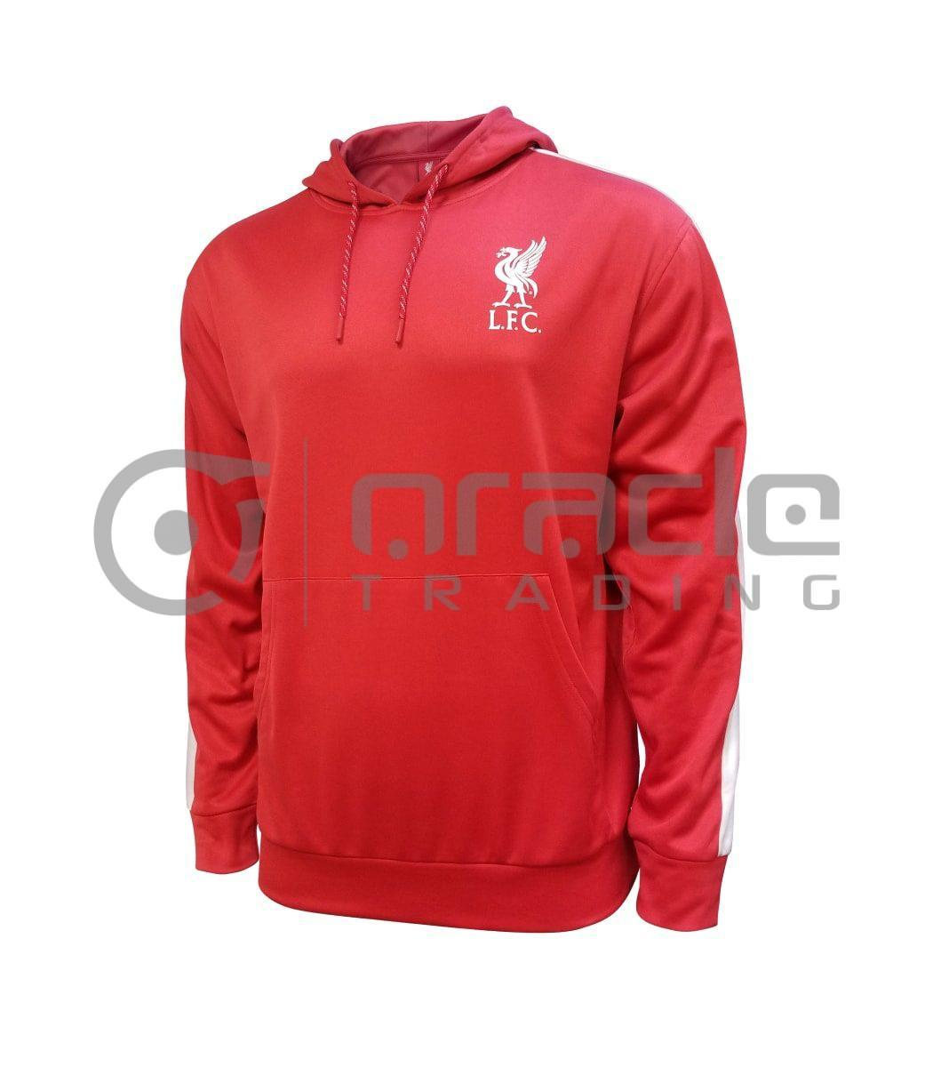 Liverpool Pullover Hoodie - Red (Adults)