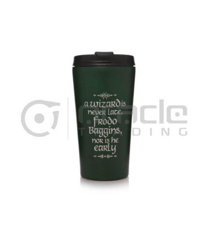 Lord of the Rings Metal Travel Mug