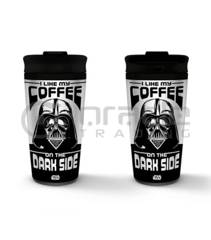 Star Wars Metal Travel Mug - Dark Side