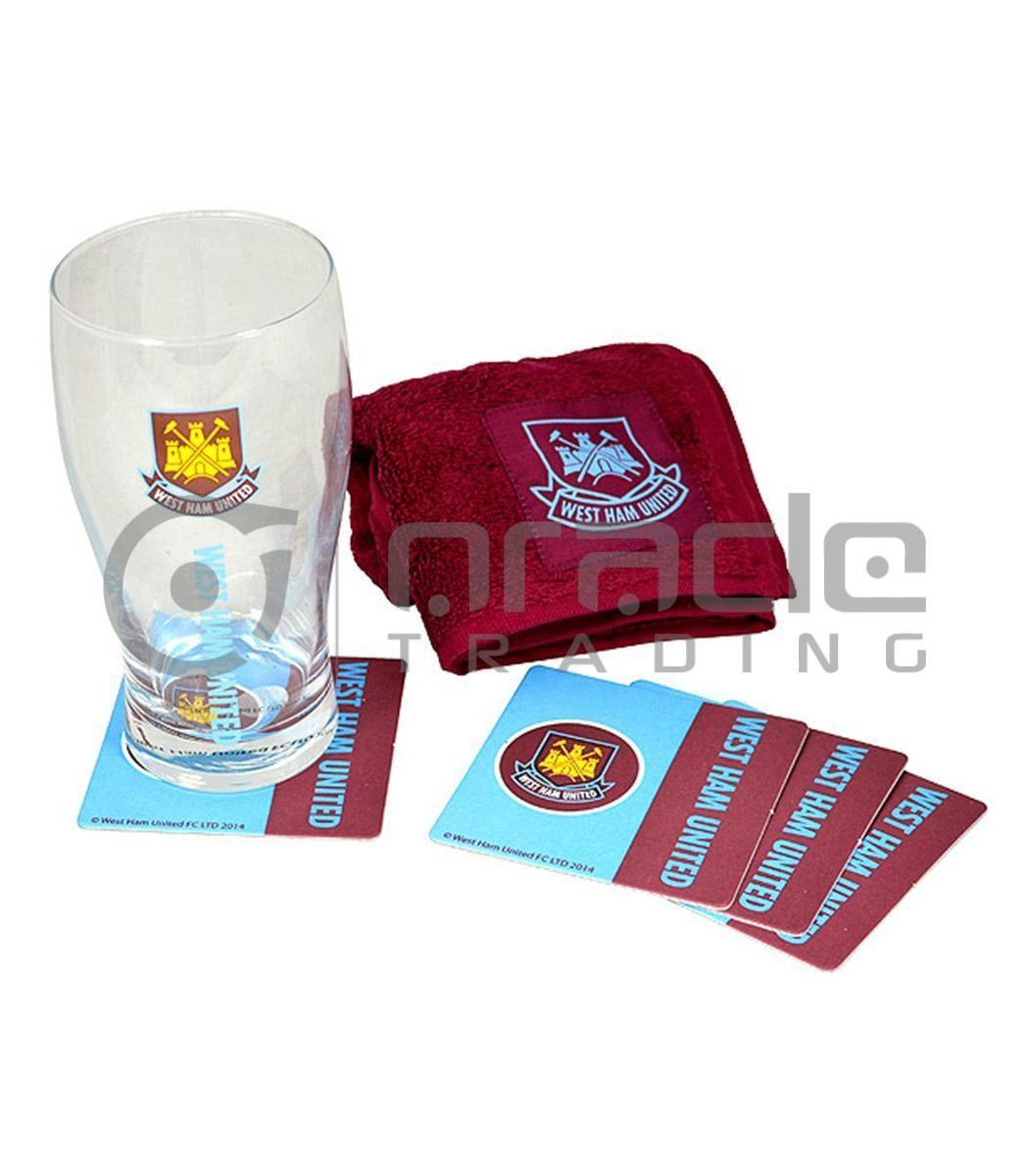 West Ham Mini Bar Set