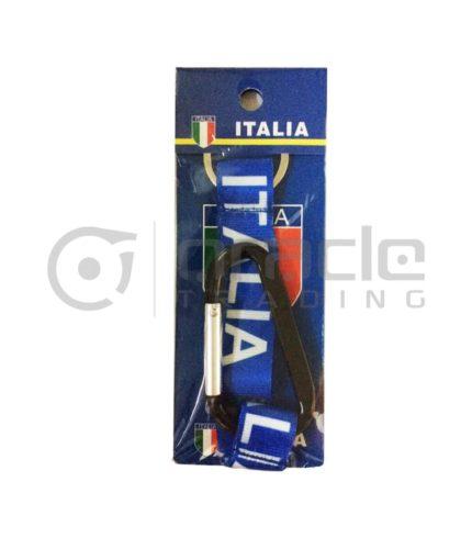 Italia Mini Lanyard Keychain 12-Pack