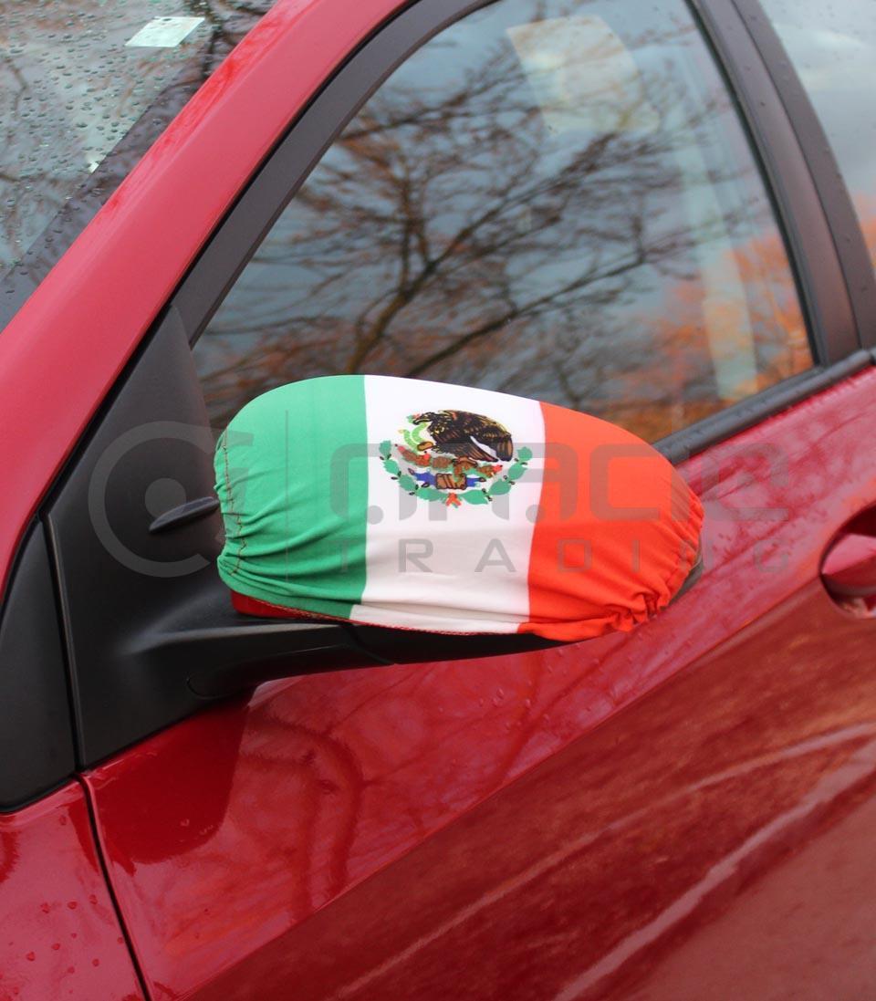 Mexico Mirror Cover Set