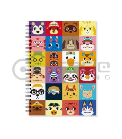 Animal Crossing Notebook
