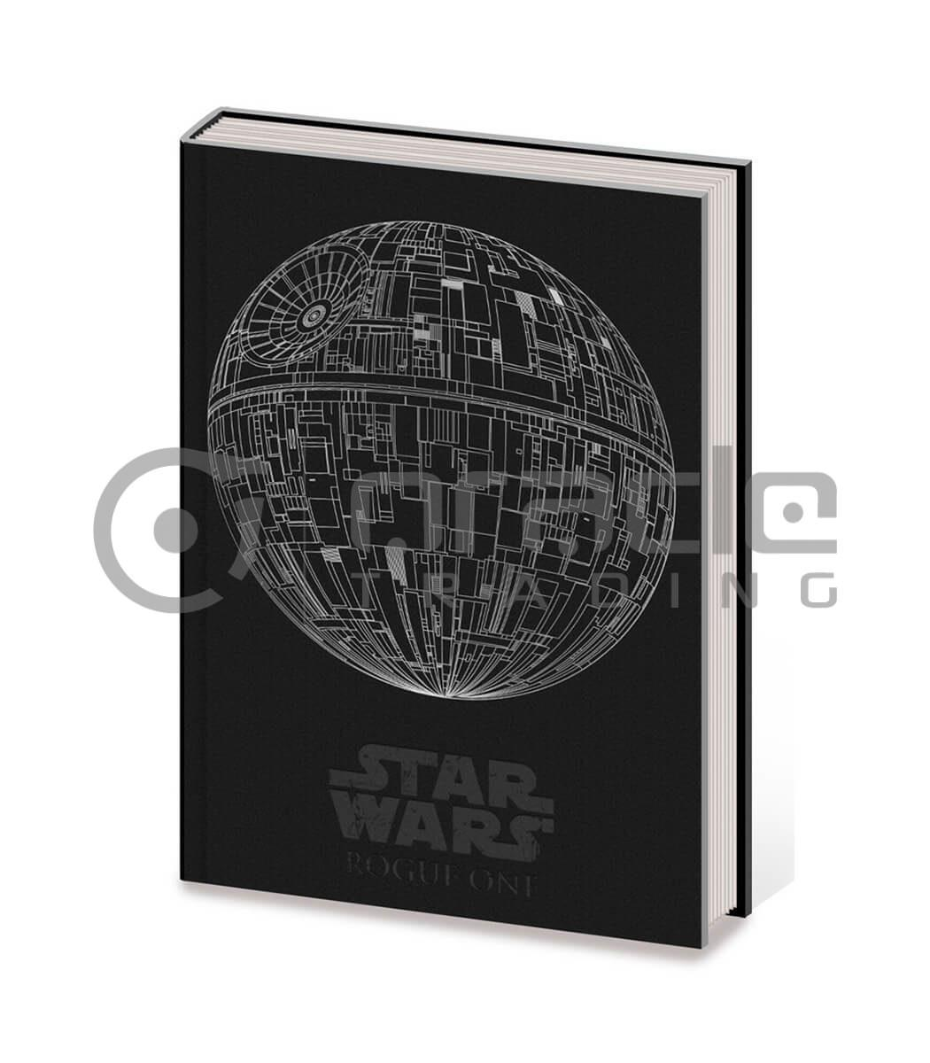 Star Wars Notebook - Death Star (Premium)