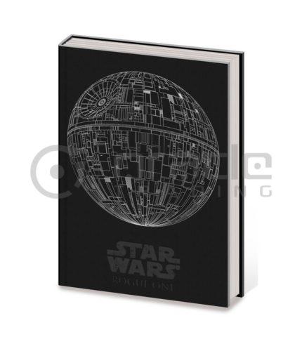 Star Wars Notebook - Death Star (Premium)