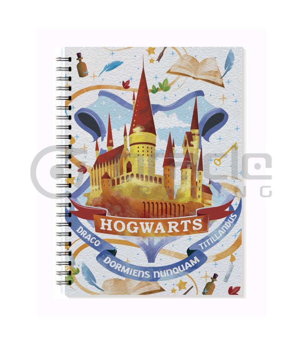 Harry Potter Notebook - Hogwarts