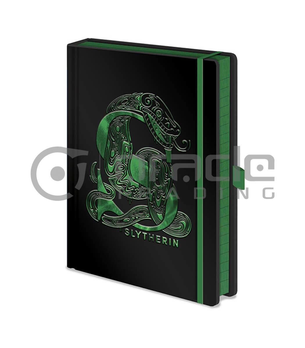 Harry Potter Notebook - Slytherin (Premium)