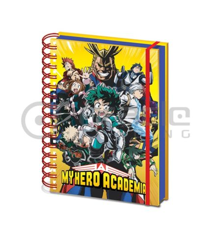 My Hero Academia Notebook
