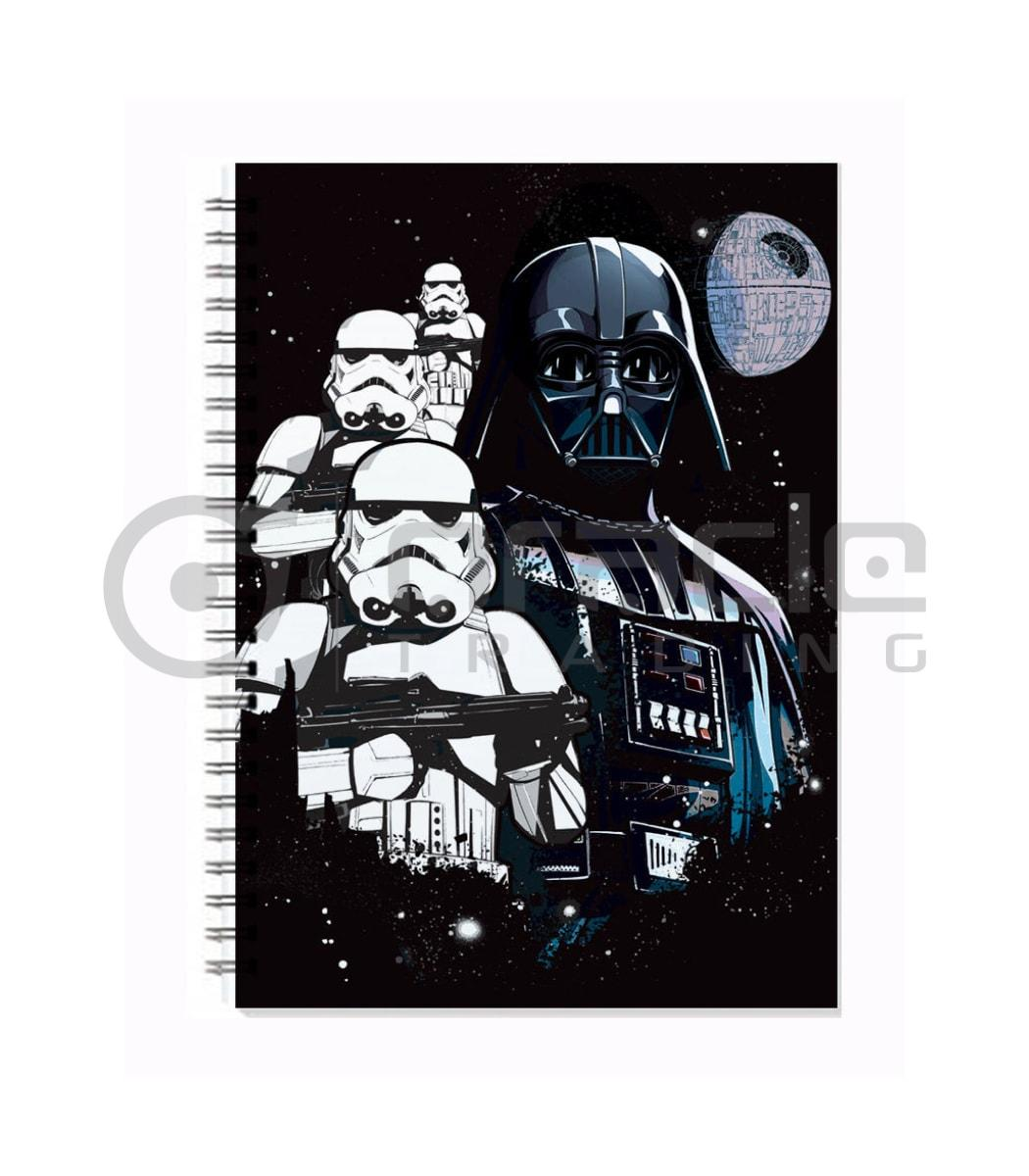 Star Wars Notebook - Empire in Space