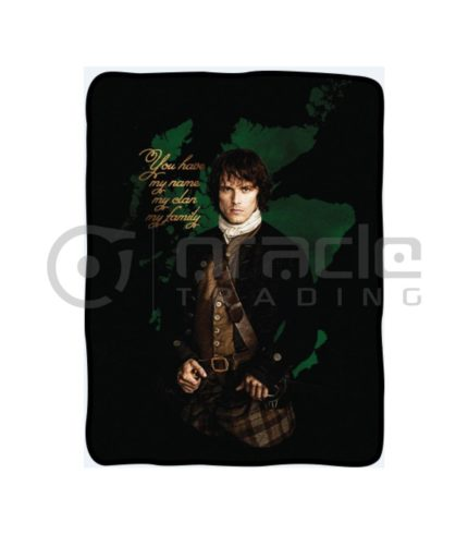 Outlander Fleece Blanket