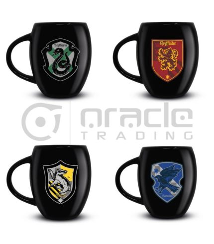 Harry Potter Oval Mugs - Mix Pack