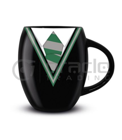 Harry Potter Oval Mug - Slytherin Uniform