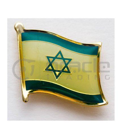 Israel Lapel Pin