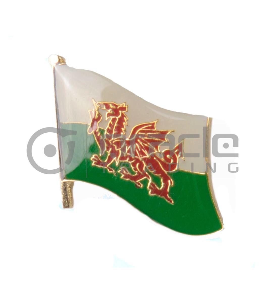 Wales Lapel Pin