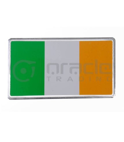 Ireland Plate Sticker