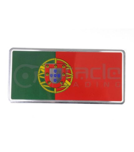 Portugal Plate Sticker