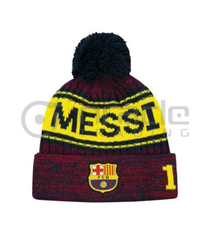 Barcelona Pom Beanie - Messi