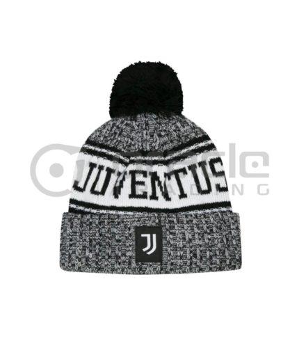 Juventus Pom Beanie - Grey