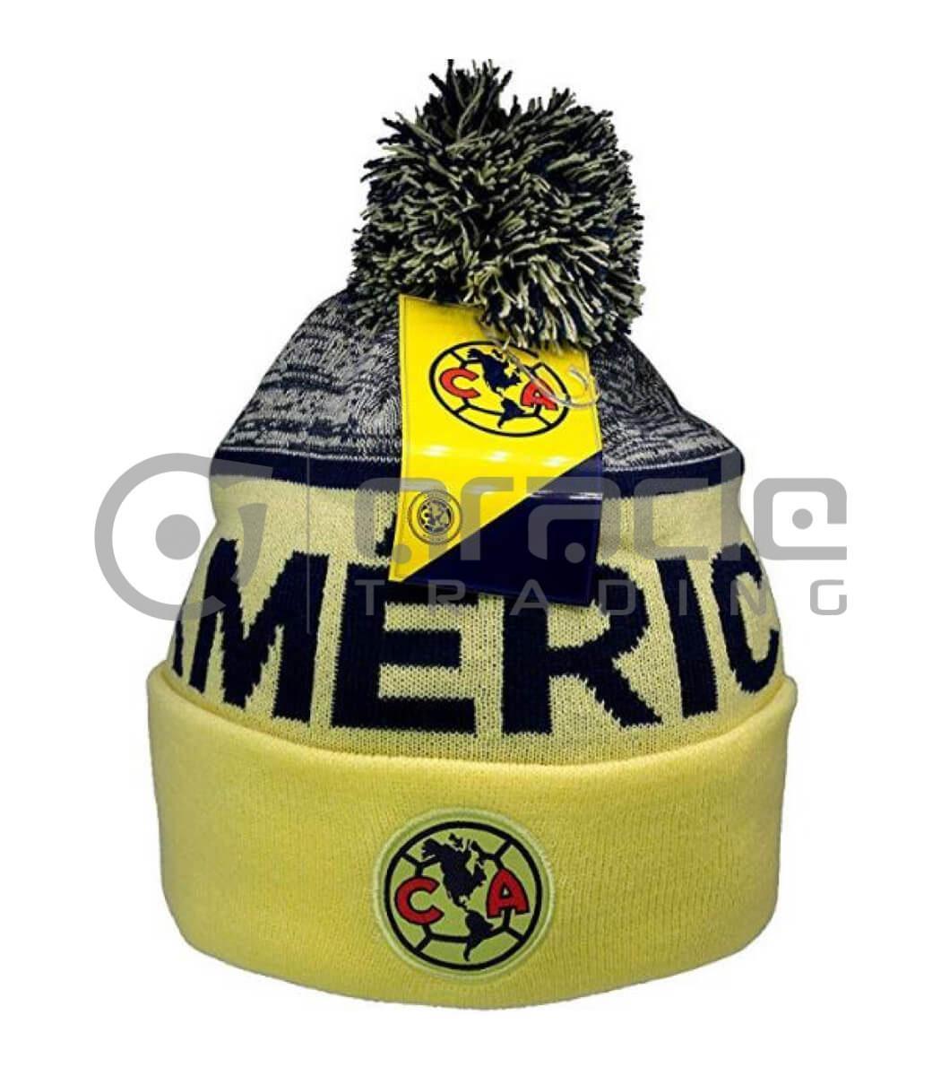 América Pom Beanie