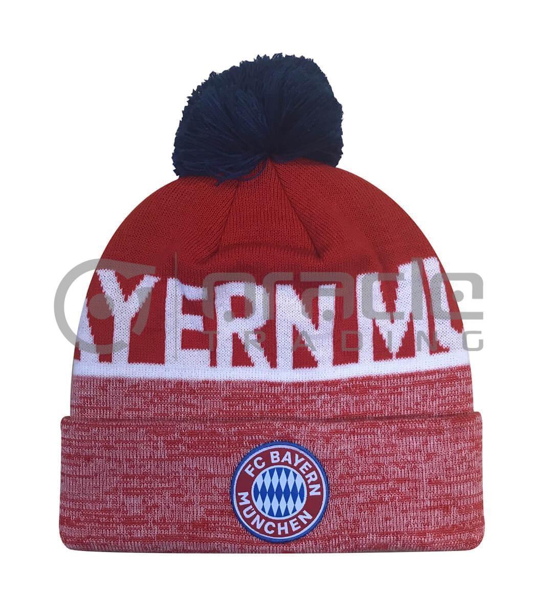 Bayern Munich Pom Beanie