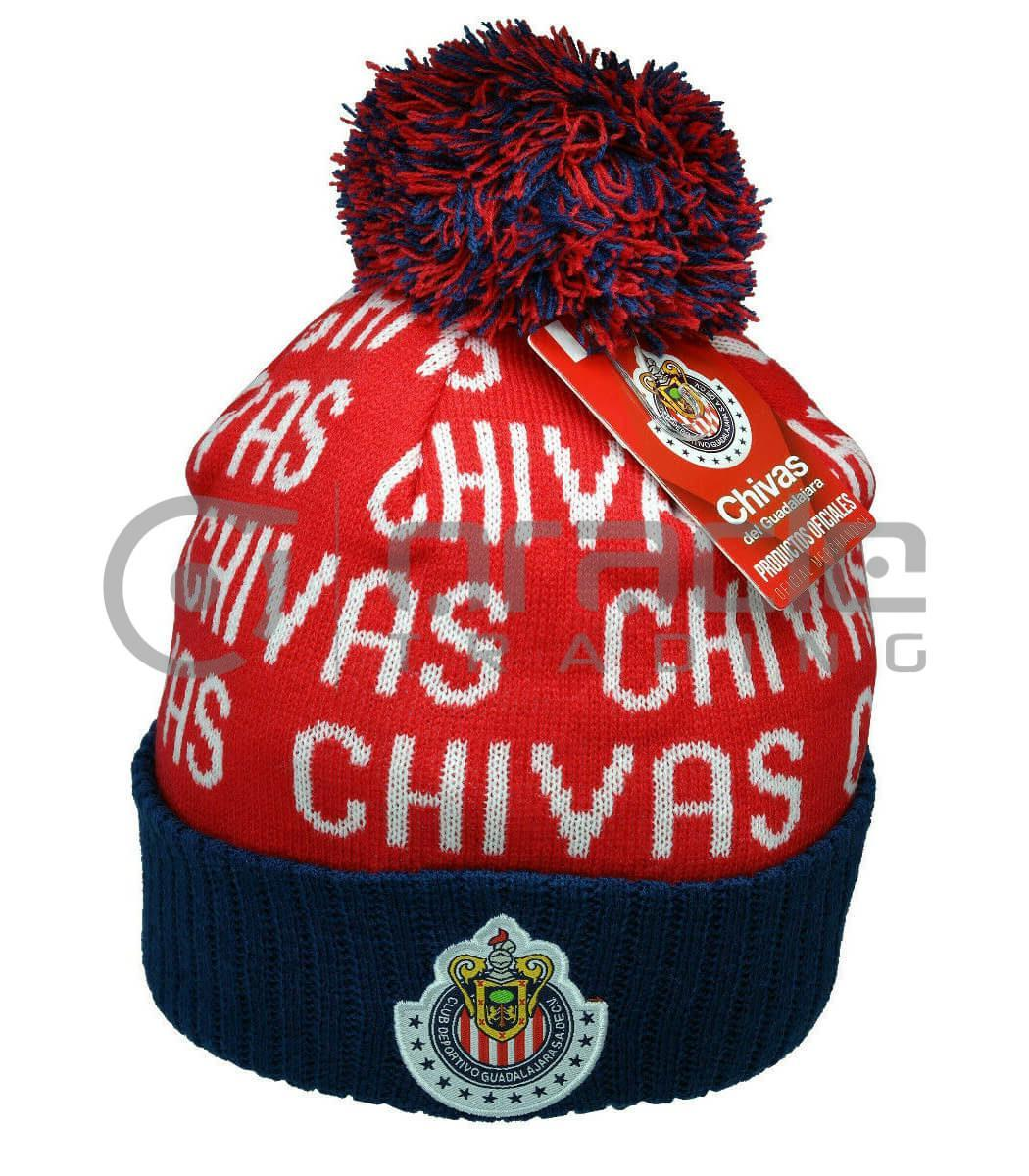 Chivas Pom Beanie