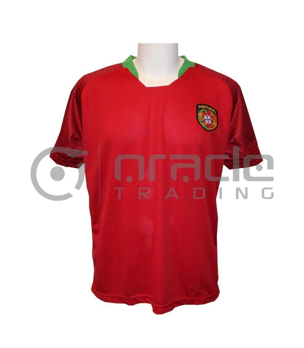 Portugal Jersey - Adults