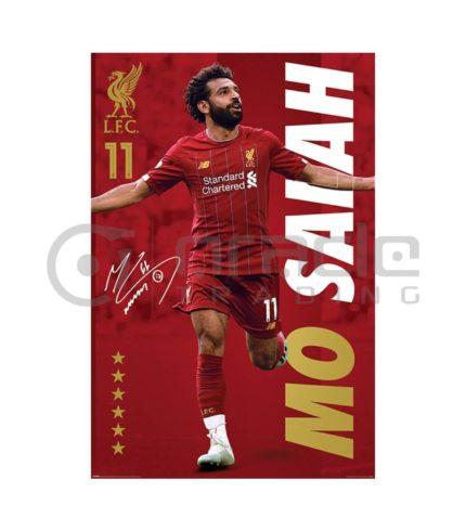 Liverpool Poster - Salah