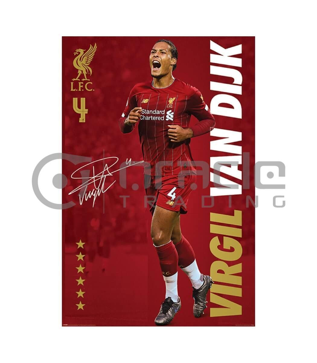 Liverpool Poster - VVD