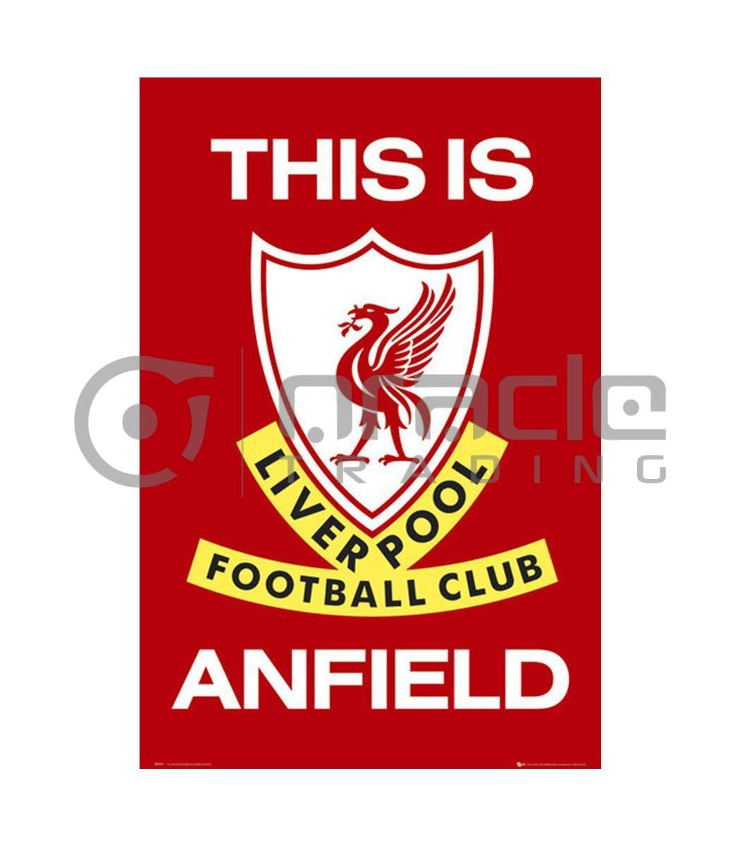 Liverpool Poster - This is Anfield