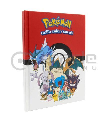 Pokémon Notebook - Pokeball (Premium)