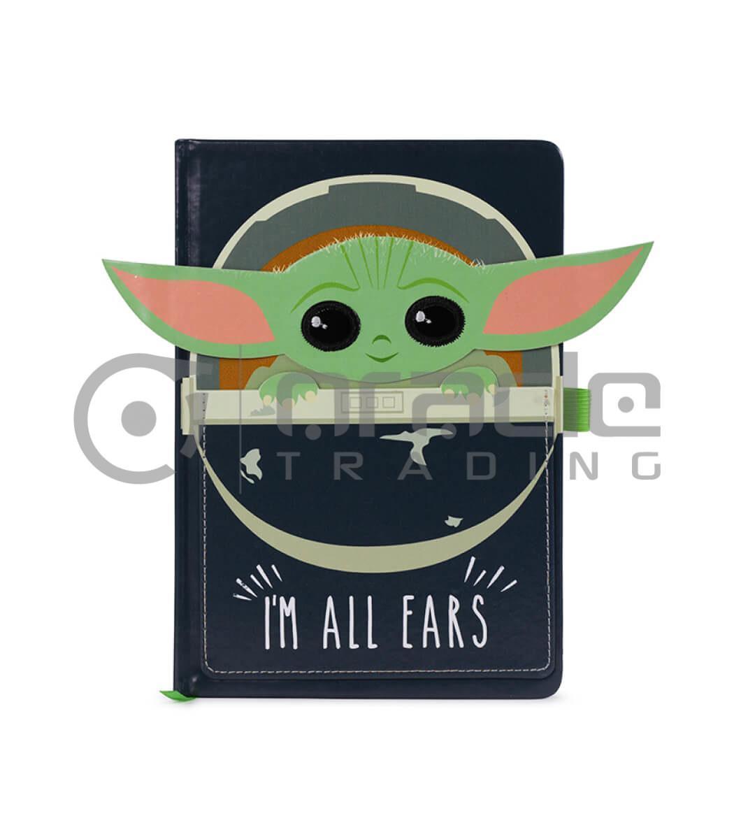 Star Wars: The Mandalorian Notebook - I'm All Ears (Premium)