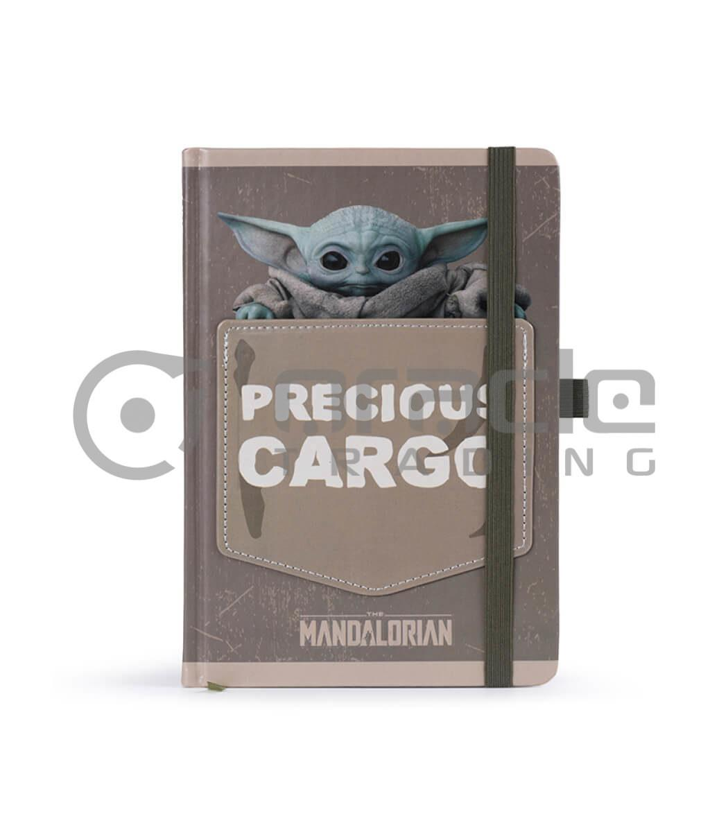 Star Wars: The Mandalorian Notebook - Precious Cargo (Premium)
