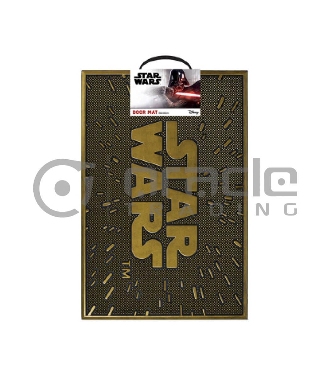 Star Wars Rubber Doormat