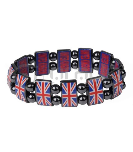 UK Stone Bracelets 12-Pack (United Kingdom)