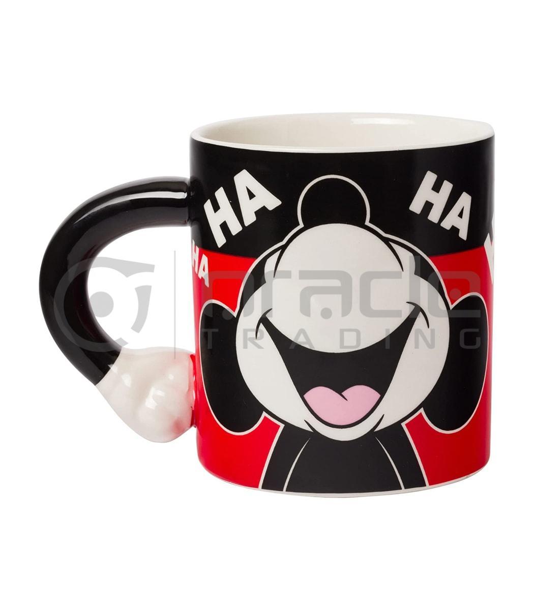Mickey Mouse Sculpted Mug