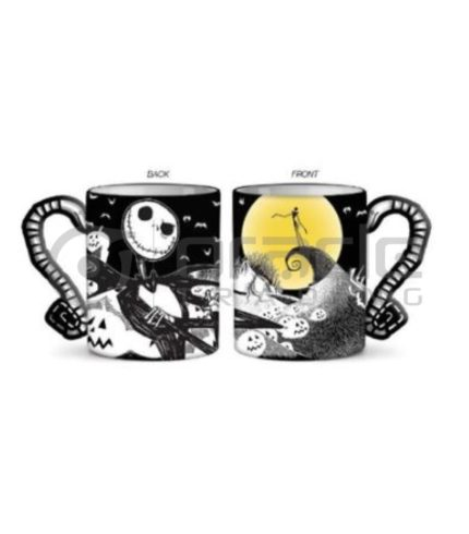 Nightmare Before Christmas Sculpted Mug - Moonscape